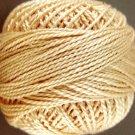 146 Luminous Light Beige  Pearl Cotton size 8  Valdani Solid color q6