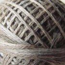 O538 Cottage Smoke Pearl Cotton size 8  0538 Valdani Overdyed q6