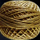 852 Antique Gold medium Perle cotton size 12  Valdani As Time Goes By q6