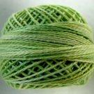 O543 Lime Sherbet Three-Strand-Floss ® Valdani punchneedle cotton 29yd ball Free Ship US 0543 q2