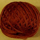 813 Brick dark 3 Strands Cotton Floss Valdani 29yd ball Free Shipping US q6