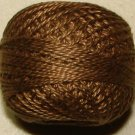 196 Golden Brown Three-Strand-Floss ® Valdani punchneedle cotton 29yd Free Ship US q6