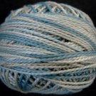 JP11 Heavenly Hue Muddy Monet Collection Valdani  Pearl Cotton size 8  q6