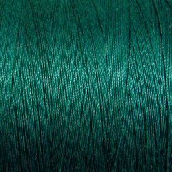 33 Rich Teal  Clearance All Purpose 50 wt  3250 yds cones Valdani cotton thread  q4
