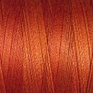 O510 Terracotta Twist 35wt 500m Valdani Overdyed Thread 0510 q1