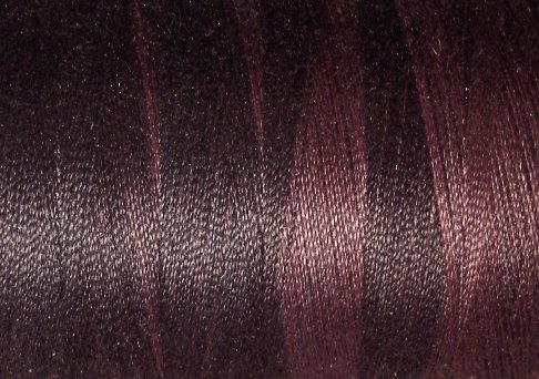 O524 Maroon Moss 35wt 500m Valdani 0524 Overdyed Thread  q1