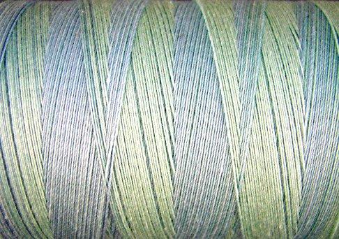 O577 Ocean Light 35wt 500m Valdani Overdyed Thread  q1