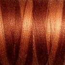 H201 Rust from the Heirloom Collection 35wt 500m Valdani Overdyed Thread  qty stock 2
