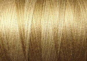 H205 Ancient Gold from the Heirloom Collection 35wt 500m Valdani Overdyed Thread  q1