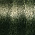 H209 Khaki Black from the Heirloom Collection 35wt 500m Valdani Overdyed Thread  q2