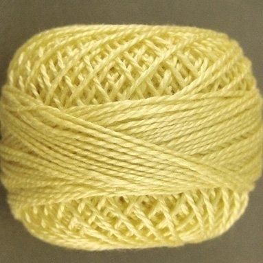 8 Easter  Pearl Cotton size 8  Valdani Solid color q6