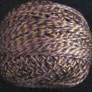 PT10 Purple Twisted Tweed Valdani - Pearl Cotton size 12 q2