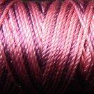 S522 Raspberry - Silk perlé Au Ver à Soie by VALDANI 20m spool q4
