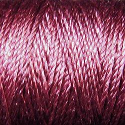 S78 Aged Wine - Silk perlé Au Ver à Soie by VALDANI 20m spool q6