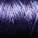 S592 Silky Purple - Silk perlé Au Ver à Soie by VALDANI 20m spool q2