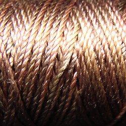 S513 Silky Earth - Silk perlé Au Ver à Soie by VALDANI 20m spool q3