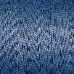 102 Bright Blue Clearance All Purpose 50 wt  3250 yds cones Valdani cotton thread  q2