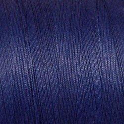 104 Deep Blue Clearance All Purpose 50 wt  3250 yds cone Valdani cotton thread  q2