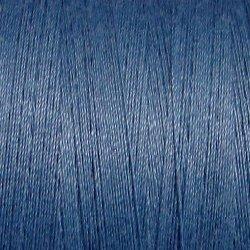 102 Bright Blue - All Purpose 50 wt Valdani cotton thread q1