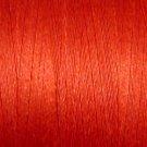 247 Bright Red Coral - All Purpose 50 wt Valdani cotton thread q2