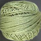 185 Gray Juniper  Pearl Cotton size 8  Valdani Solid color q6