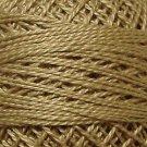 174 Tea Dyed Stone  Pearl Cotton size 8  Valdani Solid color q6