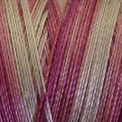 V107 Delicate Rose - 35wt -  500m - Valdani Variegated Thread q2