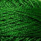 24 Fresh Grass - Pearl Cotton size 12 - Valdani Solid color q6