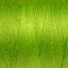 19 Deep Lime - Hand Quilting 35 wt Valdani cotton thread  q1