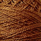 1297 Dusty Wheat Dark Cotton size 12  Valdani Solid color q4