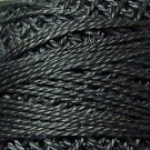 135 Beaver Gray Dark  Pearl Cotton size 8  Valdani Solid color q3