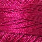 50 Magenta - Pearl Cotton size 12 - Valdani Solid color q6