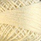 4 Ivory 29 yd ball Three-Strand-Floss ® Valdani plus free ship US q6