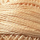58 Soft Banana - Pearl Cotton size 12 - Valdani Solid color q6