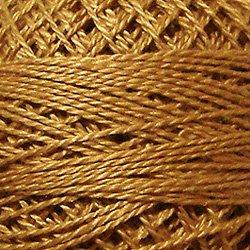 149 Luminous Beige Dark - Pearl Cotton size 12 - Valdani Solid color q6