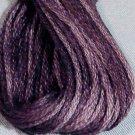 O86 Ripened Plum six strand cotton floss 086 Valdani free ship US q4