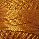 675 Rusty Gold - Pearl Cotton size 12 - Valdani Solid color q3