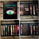 Valdani Actual Threads Color Chart 197 colors - Special offer