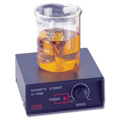 Hanna Professional Magnetic Stirrer with variable speed