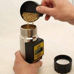 Grain moisture tester rice corn wheat rye barley oat Wile 55