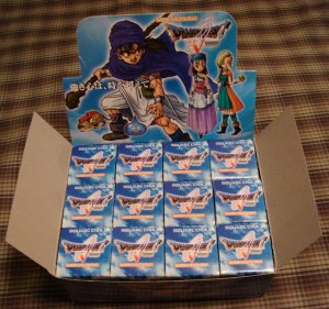 Dragon Quest V-Box of 12 figures by SquareEnix