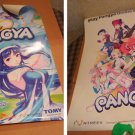 SDCC 2009 Pangya 2-Sided Promo Poster