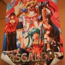 Asgaldh Distortion Testament Anime Promo Poster