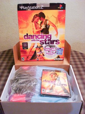 Dancing with the Stars w/dance pad