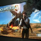 SDCC 2011 Uncharted 3 Drake's Deception/Starhawk Promo Bag