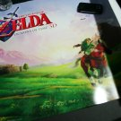 SDCC 2011 The Legend of Zelda Ocarina of Time 3D Promo Poster