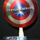 SDCC 2011 Captain America Fan/Spider Man Camera Promo Items