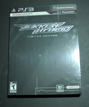 Tekken Hybrid (Limited Edition)