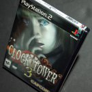 Clock Tower 3 (Brand New-White Label Sealed)