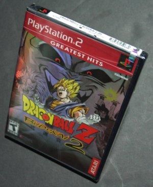 Dragonball Z Budokai 2 (GH) (Brand New-White Label Sealed)